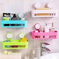 wall mounted storage baskets outstanding plastic bathroom shelf kitchen storage box organizer basket with regarding wall