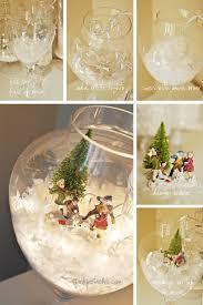 Apothecary Jars Christmas Decorations Let It Snow Pink Pistachio 61
