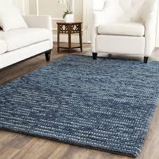 safavieh bohemian dark blue and multi colored area rug