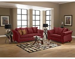 Value City Living Room Furniture The Adrian Collection Red Value City Furniture