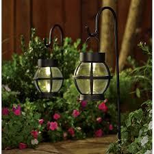 better homes and gardens lighting. better homes and gardens beaumont 2piece solarpowered landscape lighting set walmartcom t