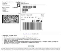 Online Shipping Labels Fedex Return Manager User Guide Create A Fedex Express Online Label