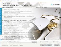 Design Suite Premium 2017 Autodesk Software Deployments