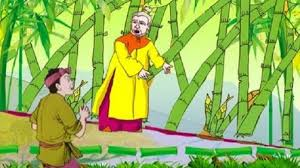 Truyện cổ tích cây tre trăm đốt