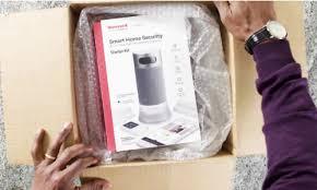 honeywell diy smart home security