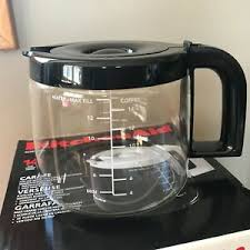 The precision press coffee maker enhances the simplicity of the french press brew process through stainless steel construction, integrated scale & timer. Kitchenaid Black Coffee Tea Maker Replacement Parts Accessories For Sale Ebay