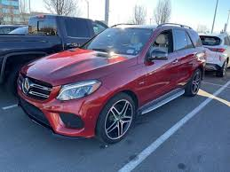 Adding to that their collaboration with mclaren and amg, mercedes currently produce cars that rival sporty italians in terms of speed and flamboyance. Designo Cardinal Red Metallic 2018 Mercedes Benz Gle Amg Gle 43 4matic Suv For Sale Bay Area 4jgda6eb1jb072046 Dublin Chevrolet