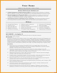 10 Human Resources Job Cover Letter Payment Format