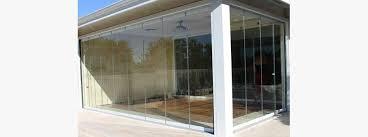 frameless glass bifold doors in melbourne nuline windows