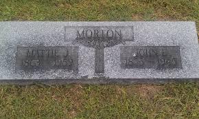 """Martha J. """"Mattie"""" Lacy Morton (1863-1959) - Find A Grave Memorial"""
