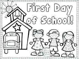 welcome back to school coloring pages welcome back coloring pages page 3 free welcome to school