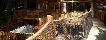 Woodside Bay Treehouse  Woodside Bay  Darwin EscapesFamily Treehouse Holidays Uk