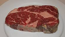 Meat Marbling Chart Marbled Meat Wikipedia