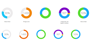 Donut Chart Illustrator 40 Css Jquery Charts And Graphs Scripts Tutorials
