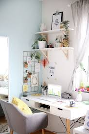 gray home office. Home Office In A Gray And White Palette T