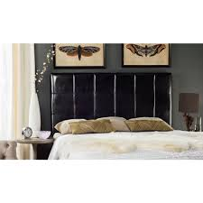 Safavieh Quincy Black Queen Headboard