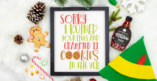 These come in paper or plastic and are printed with a bold happy new year headline. Hilarious Buddy The Buddy The Elf Svg Bundle Hey Let S Make Stuff