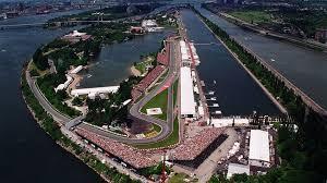 F1 Circuit Map Canadian Grand Prix 09 Jun 2019