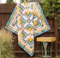 6 Brilliant Batik Quilt Kits to Sew & Anthology Batiks Rise 'n Shine Quilt Adamdwight.com