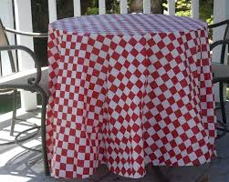 checkerboard tablecloth round best red and white checked plastic table and banquet roll inches within round checkerboard tablecloth round