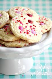 valentine cookie recipe homemade cookies are the best this easy valentine cake mix cookie