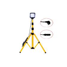 Tripod Shop Light Tripod Stand Led Work Light With Dual Lamp 27w Sturdy