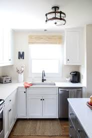 Cheap Kitchen Cabinets Remodeling On A Budget Apartment Therapy