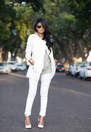 Stylish white pants ideas for ladies Summer How To Wear White Jeans 17 Stylish Outfit Ideas Style Motivation How To Wear White Jeans 17 Stylish Outfit Ideas Style Motivation