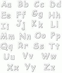printable letter stencils for painting