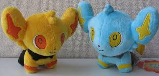 Image result for shinx pokedoll