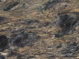 black forest gold granite countertops san francisco california macro view macro view
