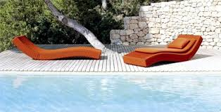 garden furniture paola lenti art meets modern design