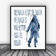 Pirates Of The Caribbean Quotes Jack Sparrow Pirates of the Caribbean Quote Art Print Poster Carma Zoe 50