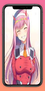 Zero Two Anime Wallpaper HD 4K for ...