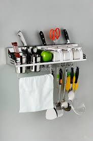Kitchen Accessory Online Cheap Shelf 304 Stainless Steel Kitchen Accessories Storage