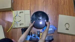 Mở hộp Robot thông minh tự động hút bụi và lau nhà RAPIDO RR8 - YouTube