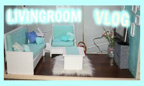 very living room furniture. Making Doll Furniture. An American Girl Living Room | Furniture And Decor - Very