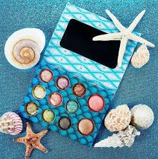 mermaid makeup products. this palette looks incredible! link actually has swatches too. mermaid makeup products i