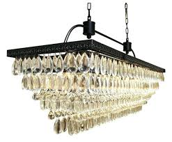 rectangle crystal chandelier scroll to next