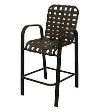 vinyl strap replacement for patio furniture outdoor bar stools r l chair home depot vinyl strap replacement home depot patio chair