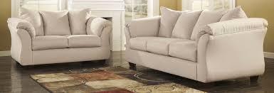 Living Room Sets At Ashley Furniture Buy Ashley Furniture 7500038 7500035 Set Darcy Stone Living Room