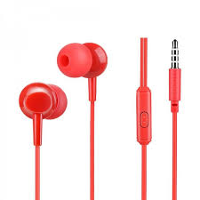 <b>Наушники Hoco M14</b> Natural Sound, красные