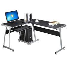 furniture l shaped office desk with hutch black l desk l desk with hutch l