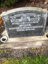Ivan John Dunn (1927-1974) - Find A Grave Memorial