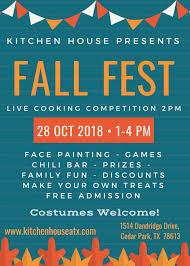 Fall Festival Flier Austin Com 2018 Fall Festival Flyer