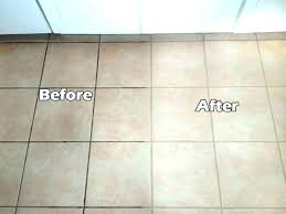seal tile shower floor