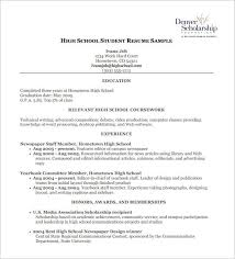 awards for resume high school awards on resume best resume collection
