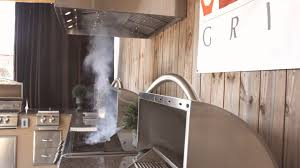 oven vent hood. Review Of The Blaze Outdoor Vent Hood - Buyers Guide BBQGuys.com YouTube Oven G