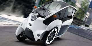 BBC - Autos - First drive: Toyota i-Road