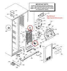 refrigerator repair fixitnow com samurai appliance repair man ge profile and arctica refrigerator thermistor locations zer compartment